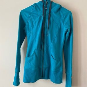 LULULEMON Hoodied Zip Up